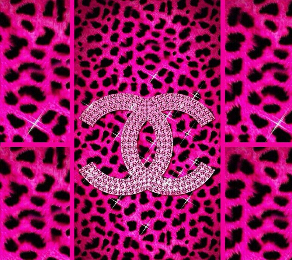 Hot Pink Leopard Print Hot Pink Leopard Print Hot Pink Leopard Iphone Wallpaper