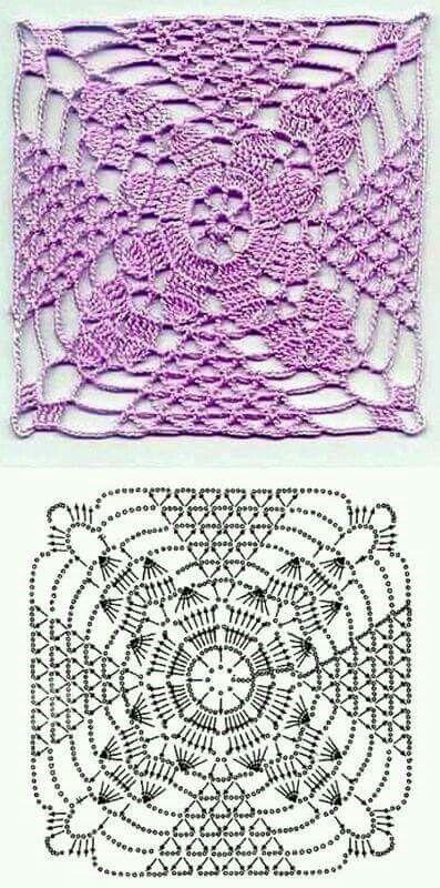 Pin von Carla Martin auf Crochet.. Knitting | Pinterest | Anleitungen