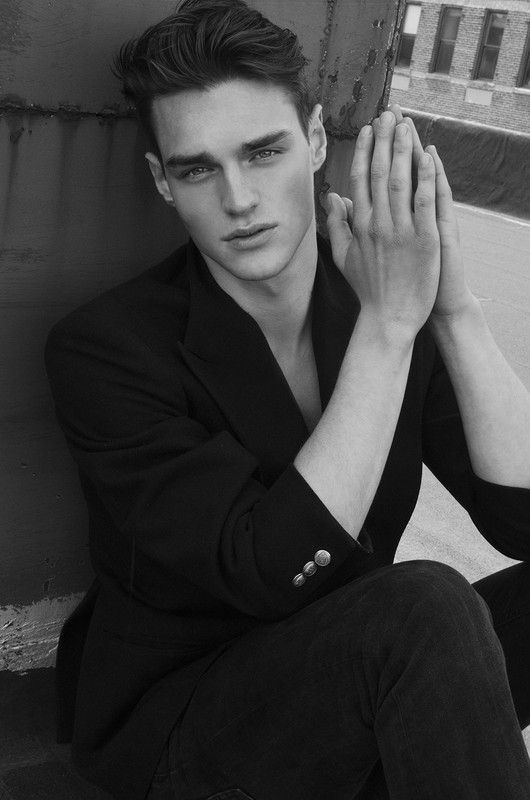 Christian Zellermayr, German model