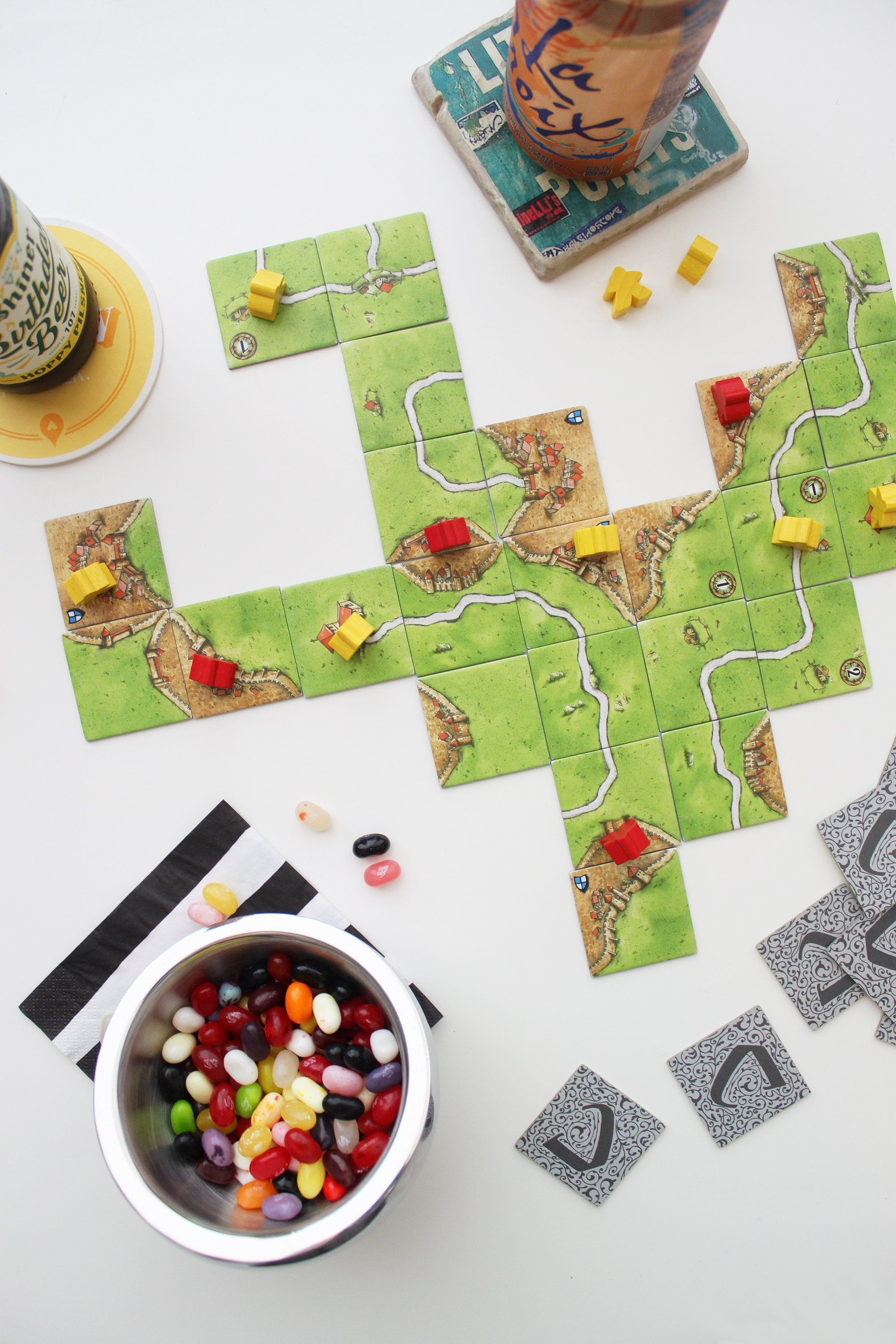 Party of Two The Best 2Player Board Games for Couples to
