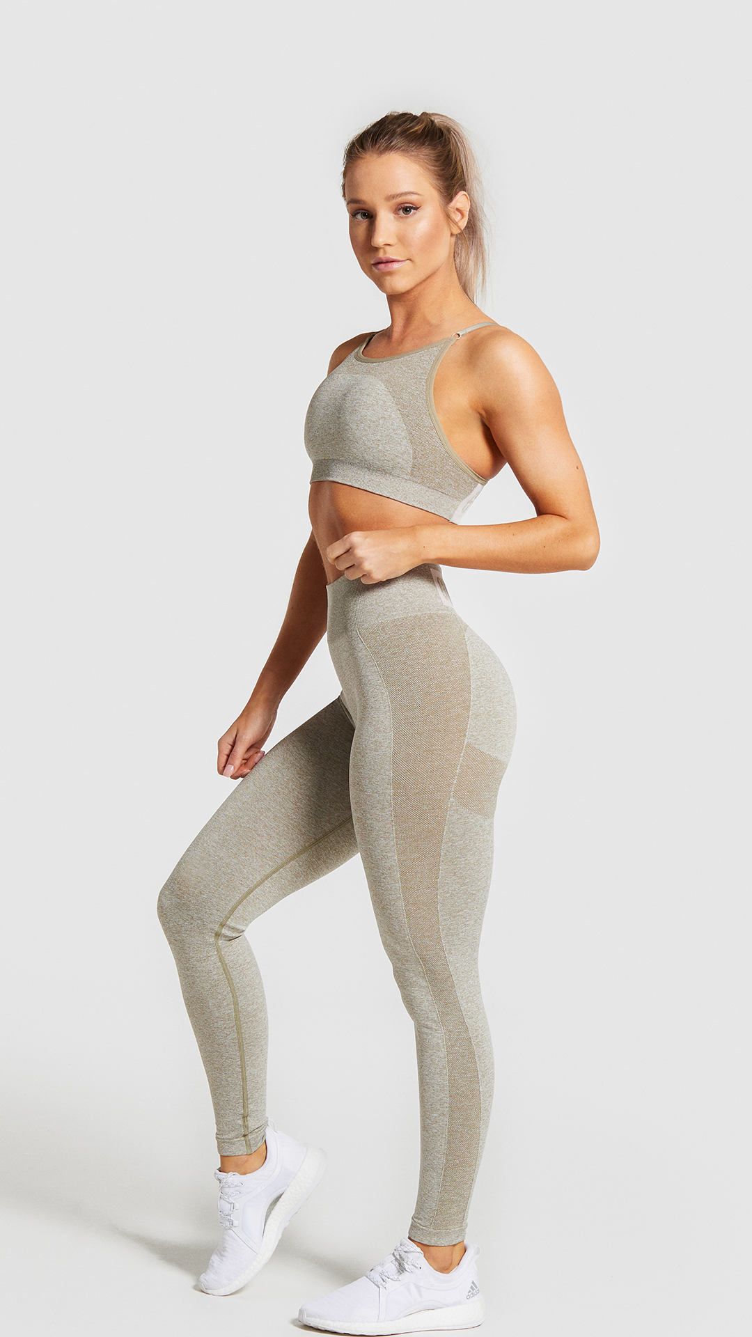 6a5ea545ab30a A new era of Flex. The High Waisted Flex Leggings combine the signature  sculpting and seamless knit of the original Flex with our famously  flattering ...