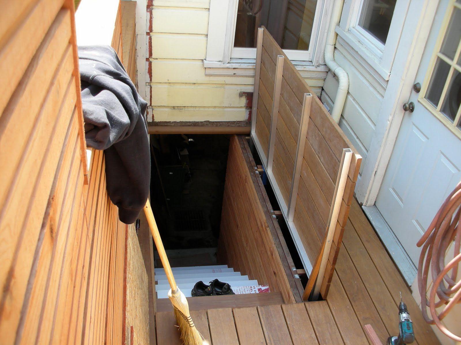 Deck Trap Door Google Search Trap Door Deck Back Porch