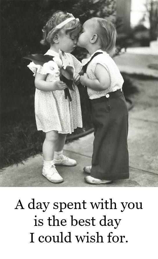 Love Quote A Day Spent With You Is The Best Day Quotes Love