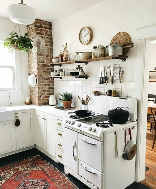 Cozy Kitchen: Cute And Cozy Kitchen In 2019