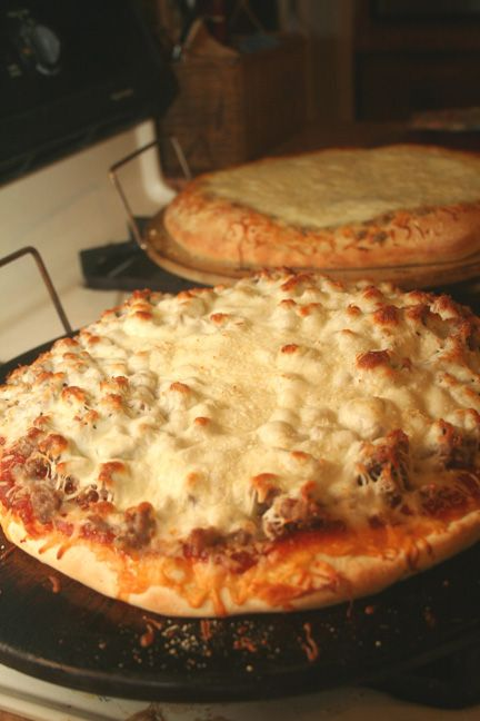 How to Cook : Pizza | Sugar Creek Farm ~ Osage, IA