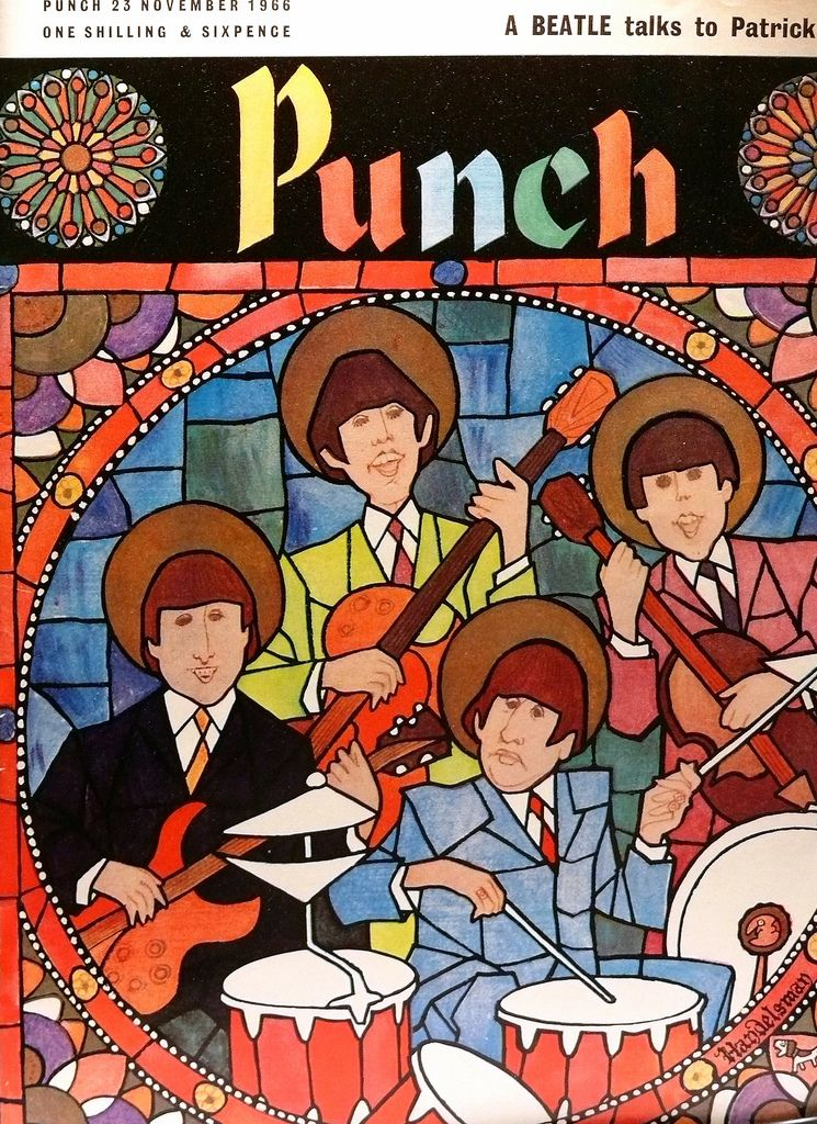 The 1966 Beatles issue in 2021 | Cartoons magazine, The beatles, Poster  prints