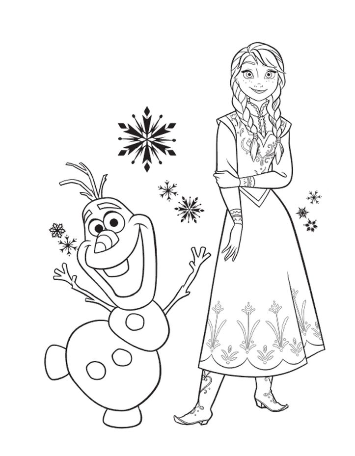 Pin By Maryjo Sellars On Sunday School Frozen Frozen Coloring