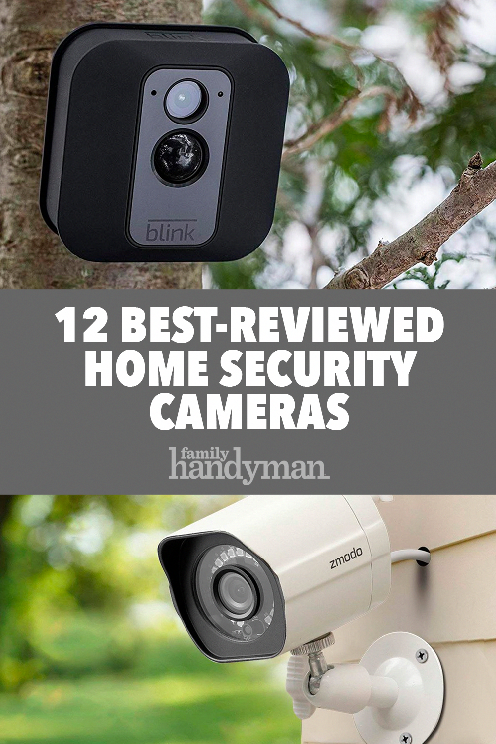 12 Best Reviewed Home Security Cameras Security Cameras For Home Home Security Camera Systems Home Security