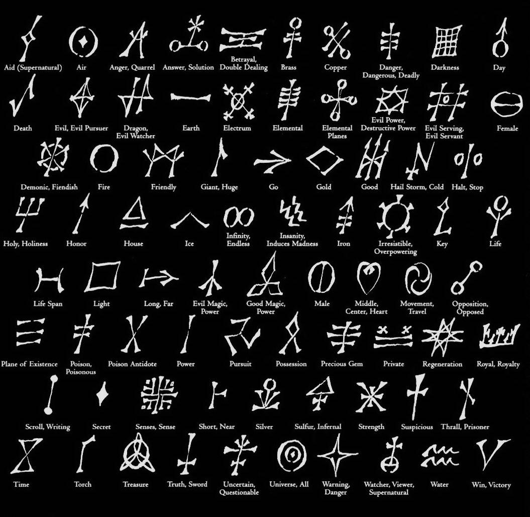 Chaosophia218 Ancient Glyphs Mas More