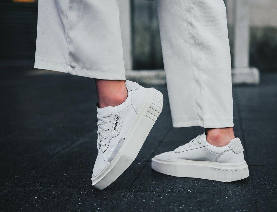 adidas Originals Hypersleek platform sneakers