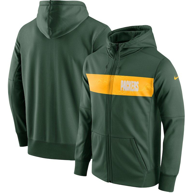 d1c95e2a3fd ... Mens New York Giants apparel and merchandise from top brands at  Fanatics today. Green Bay Packers Nike Team Sideline Full-Zip Performance  Hoodie – Green