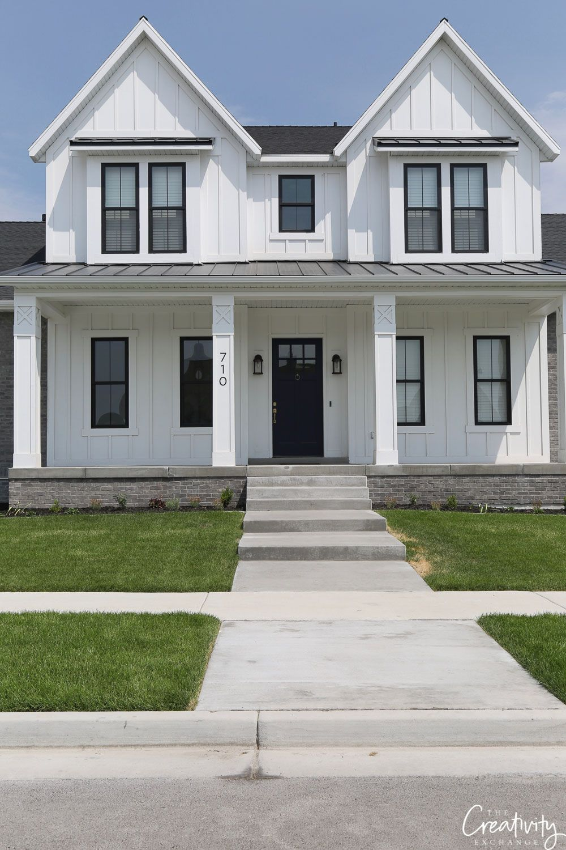 beautiful exterior home design trends exterior design on beautiful modern farmhouse trending exterior design ideas id=66733