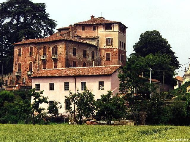 Castello dei Clarafuentes, Basaluzzo
