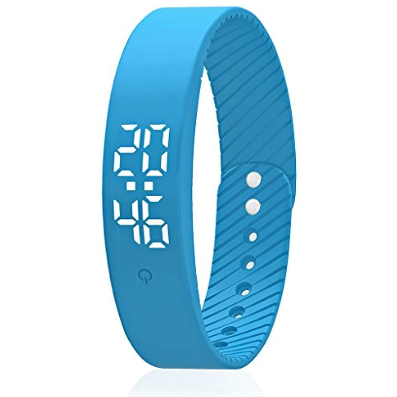 fitpolo Fitness Tracker Heart Rate Monitor, IP67