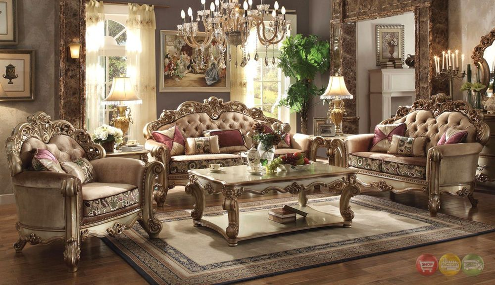 Intricate Details And An Exciting Choice Of Upholstery Make This Sofa A Great Statement Piece For C Living Room Sofa Set Living Room Sets Victorian Living Room