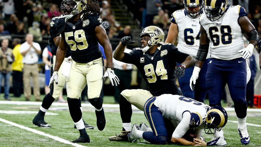 RamsSaints Perspective Recap (With images) New orleans