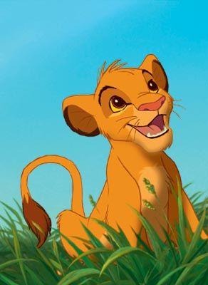 The Lion King Photo: simba