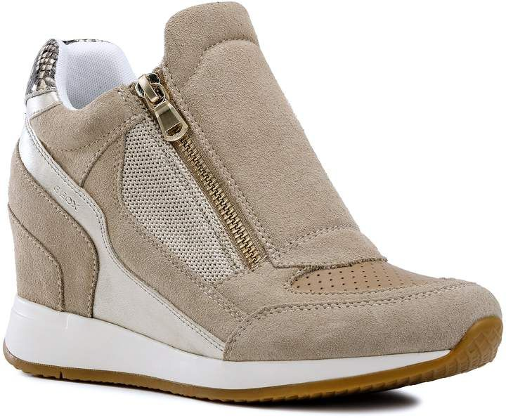 Geox Geox Nydame Wedge Sneaker (Women) from Nordstrom   more