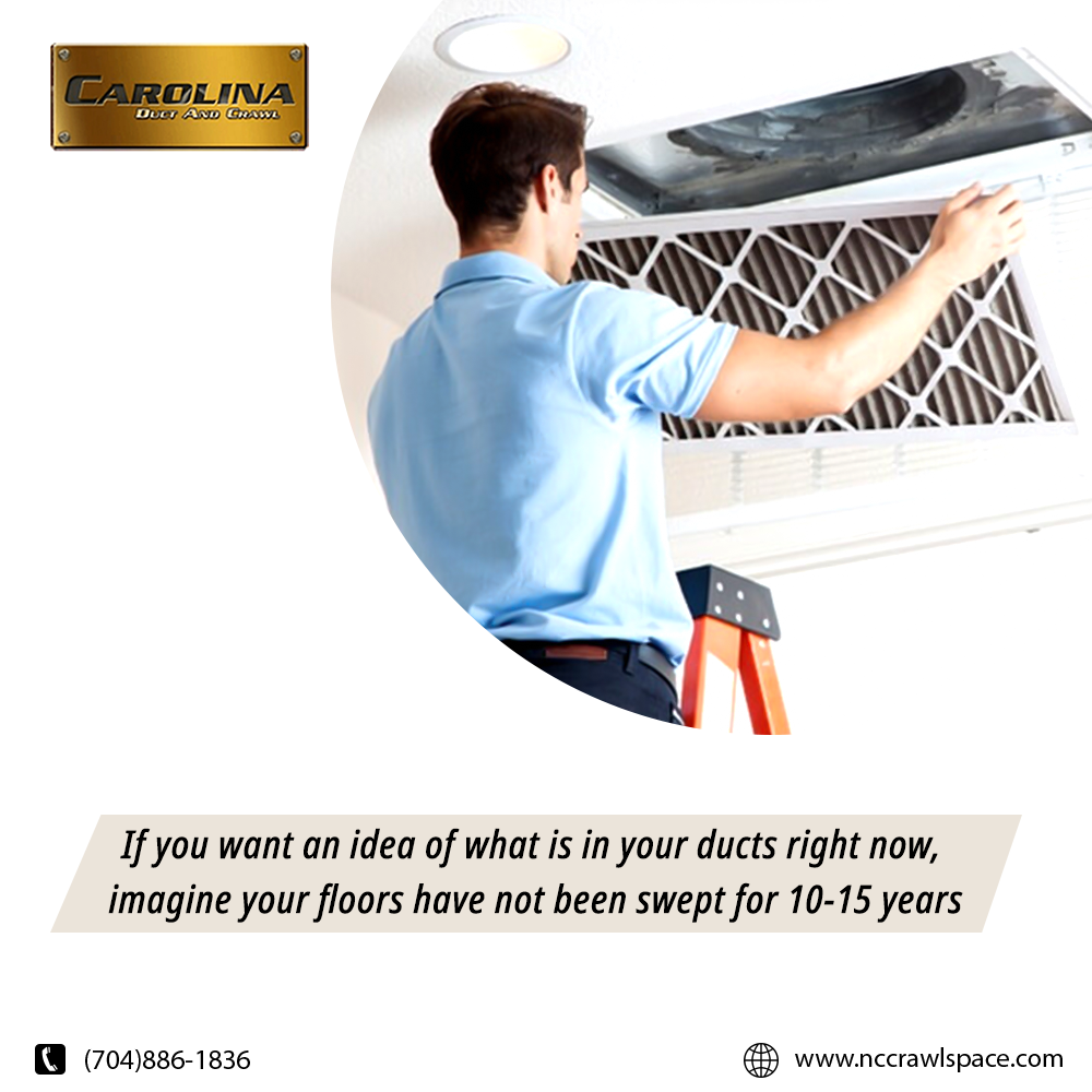 Air Duct Cleaning Services by Duct and Crawl Duct work