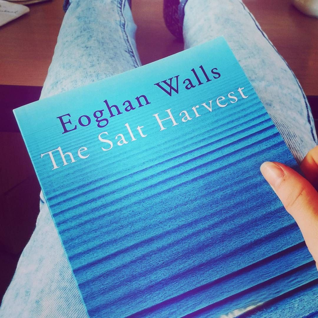 Our #fridaypoem this week is a lovely one from The Salt Harvest by Eoghan Walls, read it on: serenbooks.wordpress.com