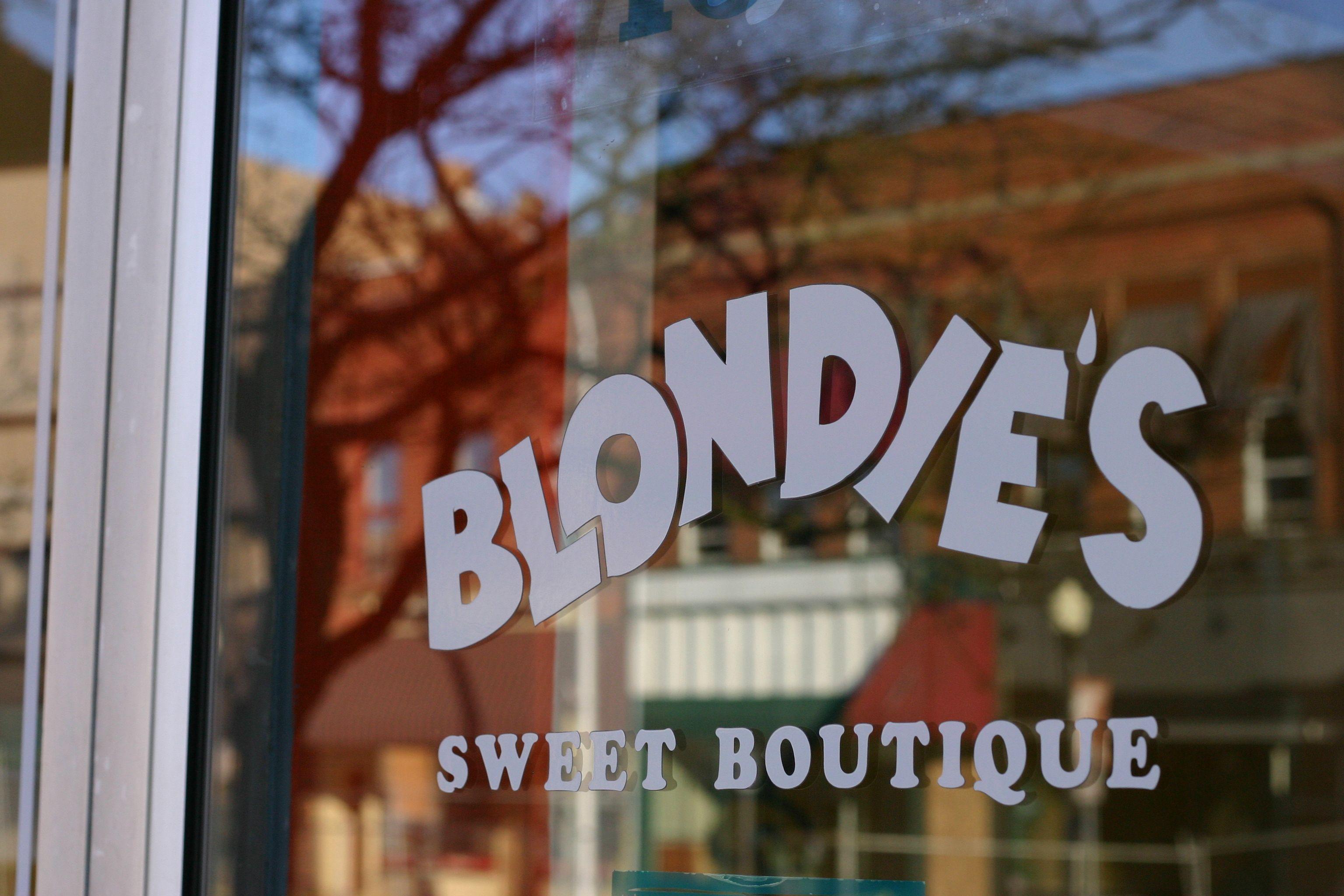 Blondie's Sweet Boutique Nostalgic Candy Lapeer Michigan