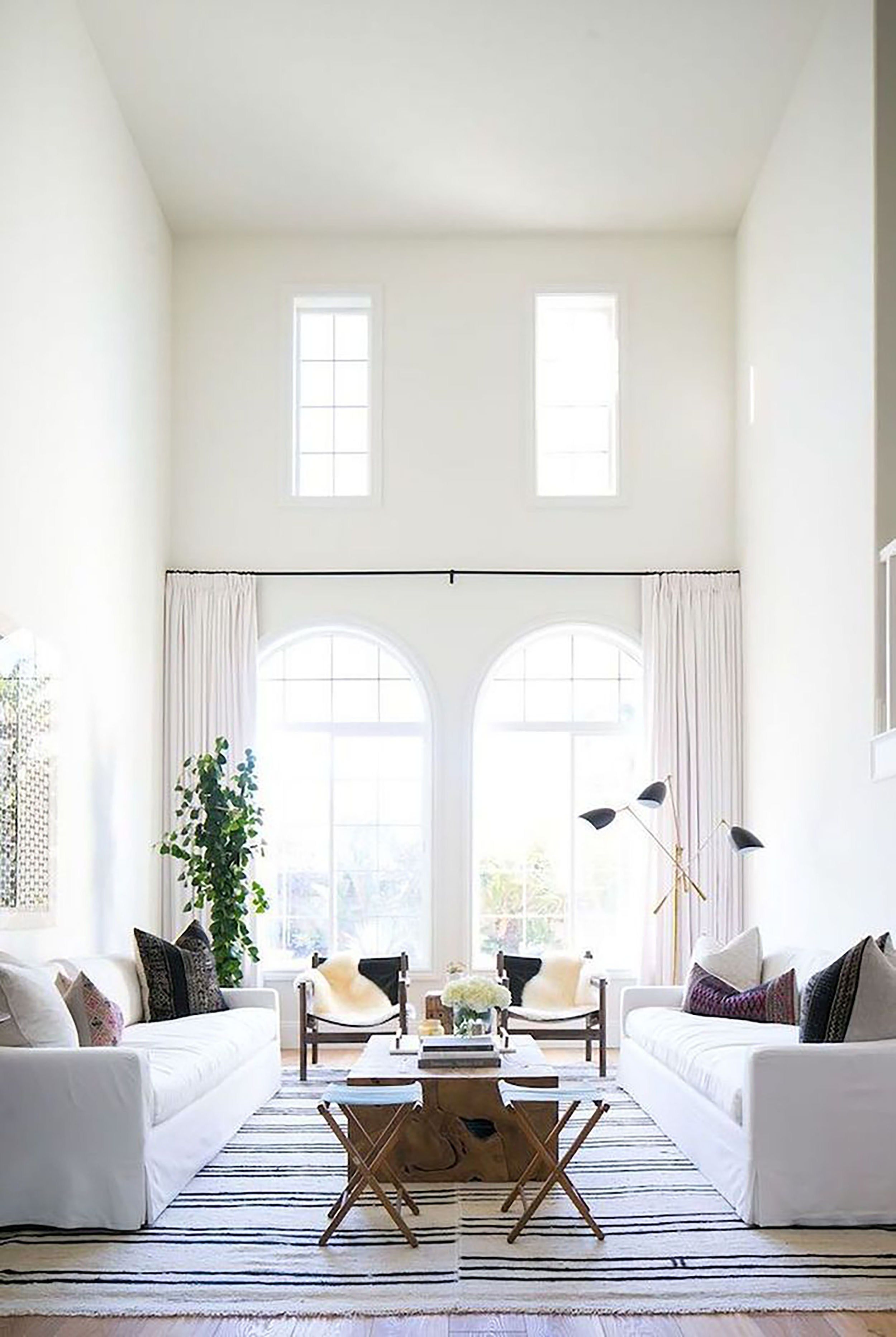 How To Dress Awkward Windows + Where To Shop For Readymade Options ...