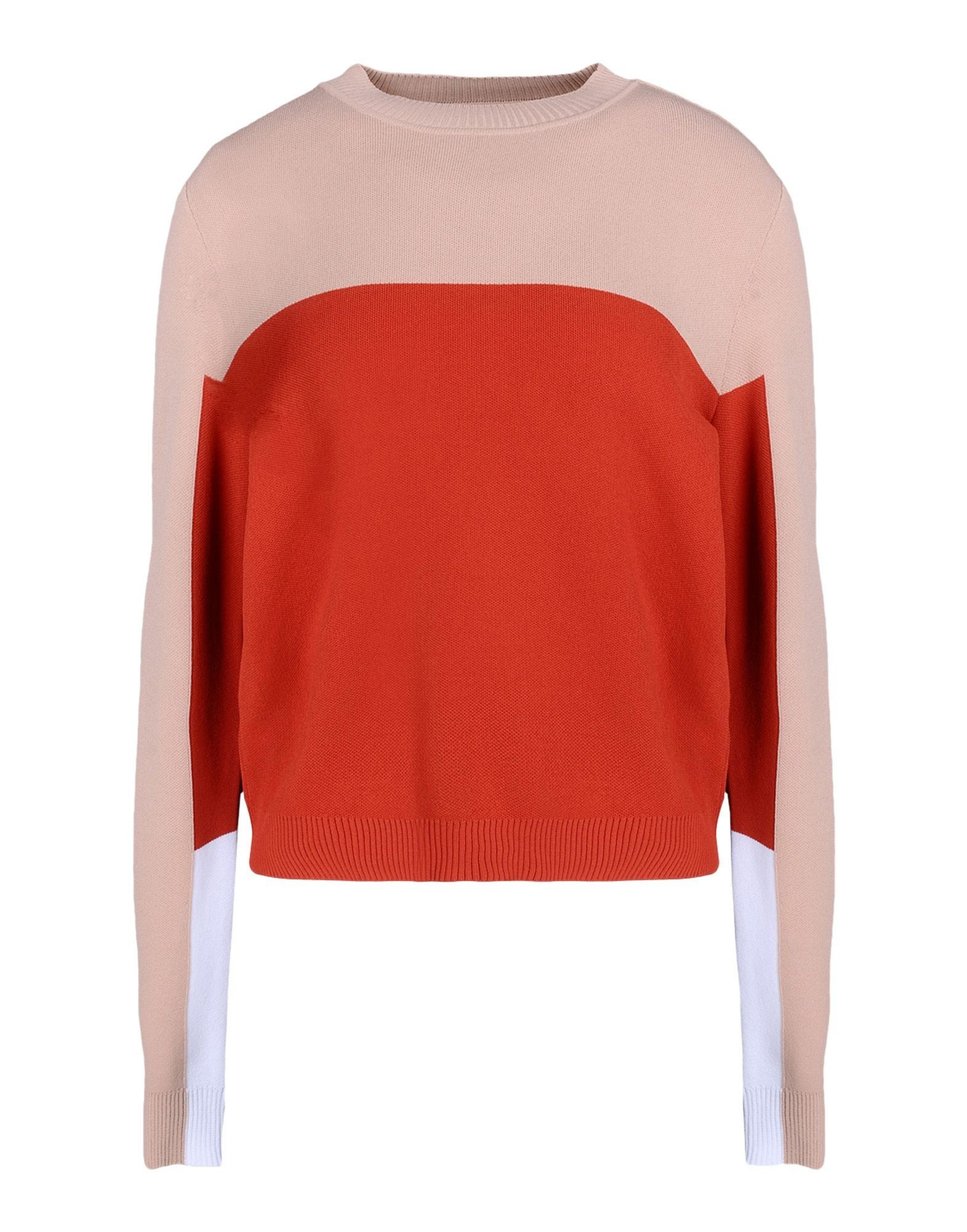 Sportmax: Nettare Color-Blocked Sweater