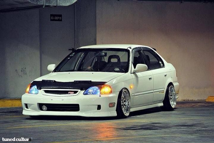 Ek Sedan Honda Civic Sedan Civic Sedan Honda Civic Vtec