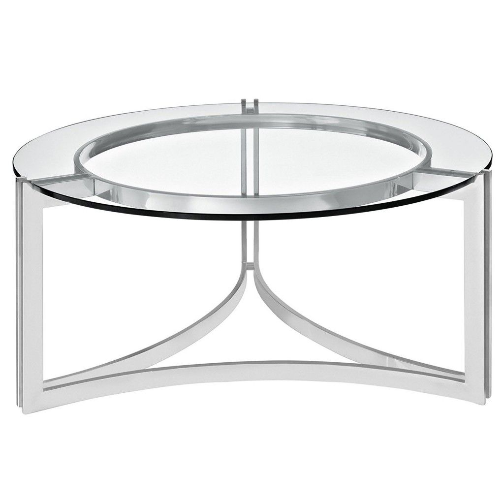Round Coffee Table With Wheels Stainless Steel Coffee Table Steel Coffee Table Coffee Table [ jpg ]