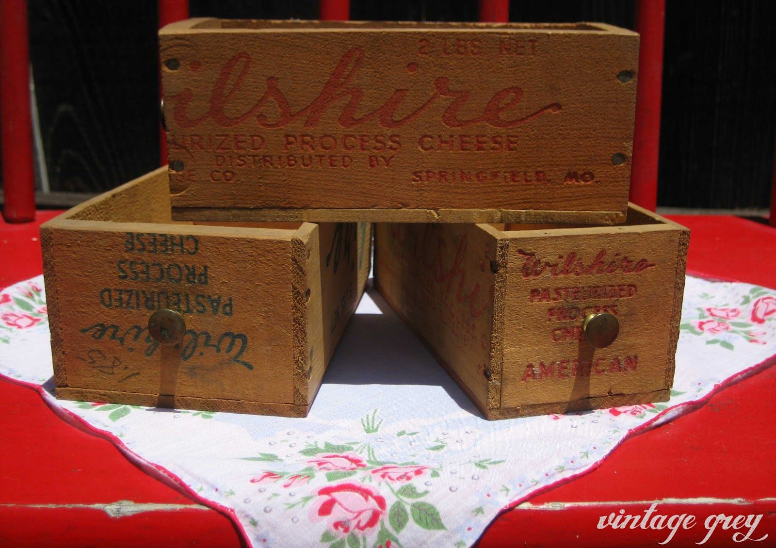 creative bakery boxes made with wood - Google Search