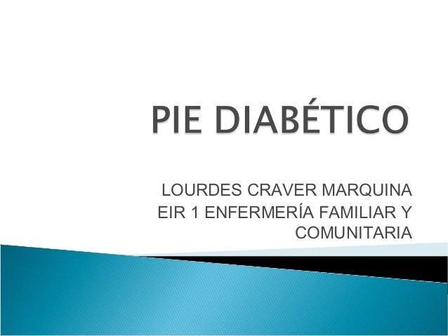 diabetes ppt cuidado de enfermería