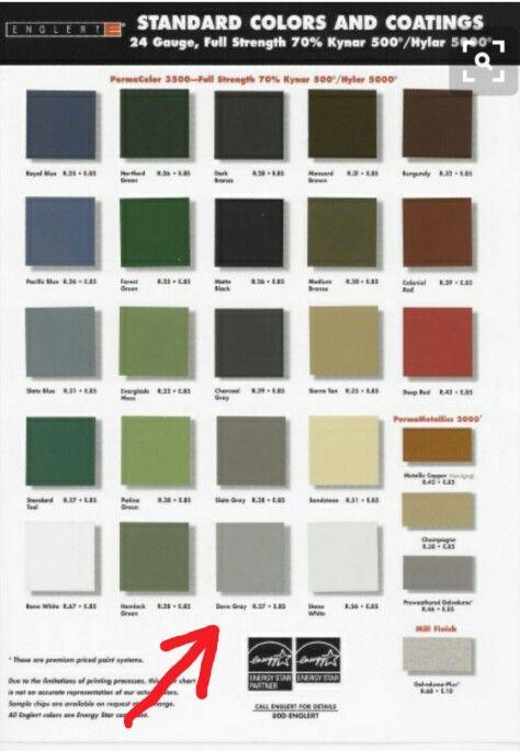 Best Standing Seam Metal Roof In Dove Gray Englert Brand 400 x 300