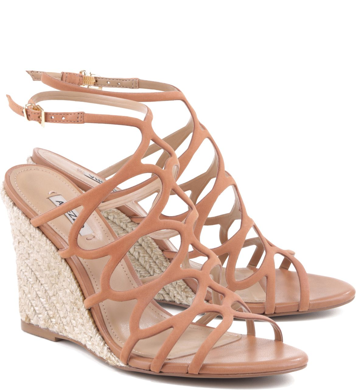 e1dc4b2cd Anabela Luciana Blush | Arezzo | WOMEN'S SHOES (we always need shoes ...