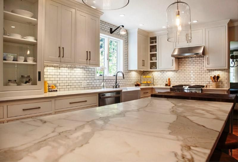 This Photo About Guide Installing Calacatta Gold Marble