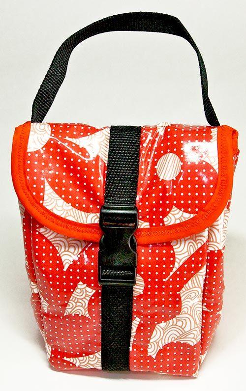 lunchbag | Nähen: Lunchbag, Vespertasche etc. | Pinterest | Taschen ...