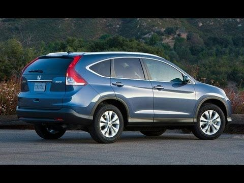 YouTube: 2014 Honda CRV Tips And Tricks Review