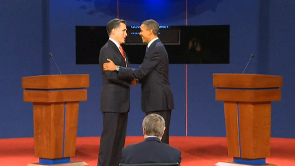 Macht des Fernsehns im Wahlkampf: Wie frühere TV-Duelle US-Präsidentschaftswahlen beeinflusst haben
