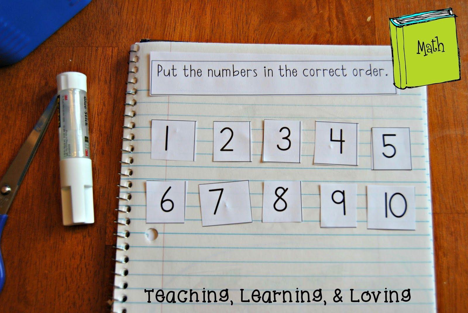Teaching Learning Amp Loving September Math Journal Prompts