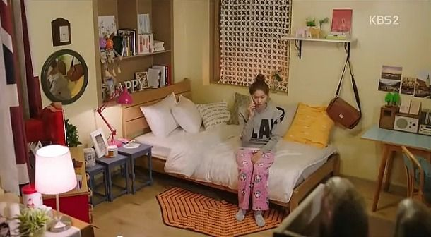 Korean Simple Messy Bedroom For Girl Who Lives Alone Or You Can Decorate It  Like This At Your Parentsu0027 House Or Dorm. This Is From K Drama U0027Prime  Minister ...
