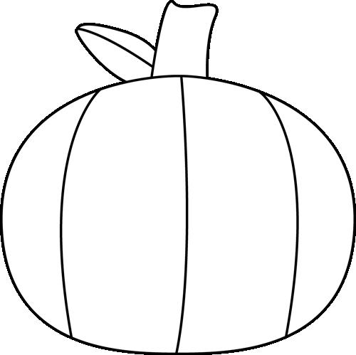 Black And White Plain Pumpkin Clip Art Black And White Plain Pumpkin Image Pumpkin Images Pumpkin Clipart Black And White