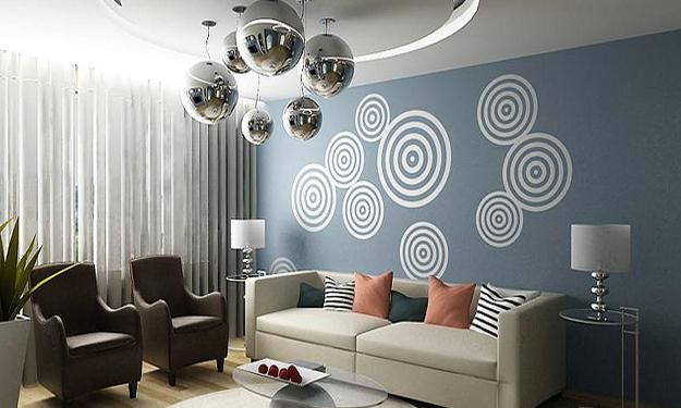 Paint And Decorating 22 Bright Wall Painting Ideas Living Wall