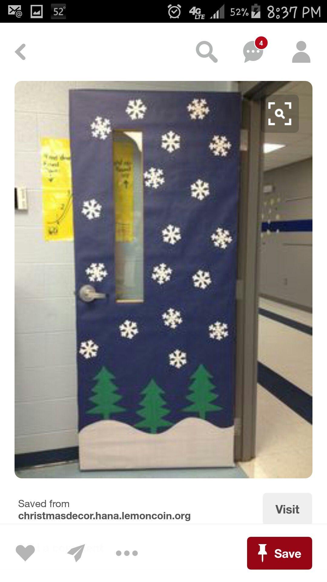 Discover Ideas About Classroom Christmas Decor