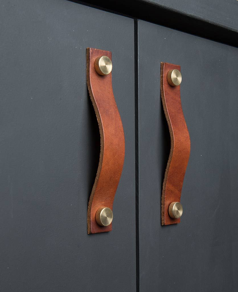 Wardrobe Door Handles Thor Leather Handle In 2019 Architectural Details Inspiration