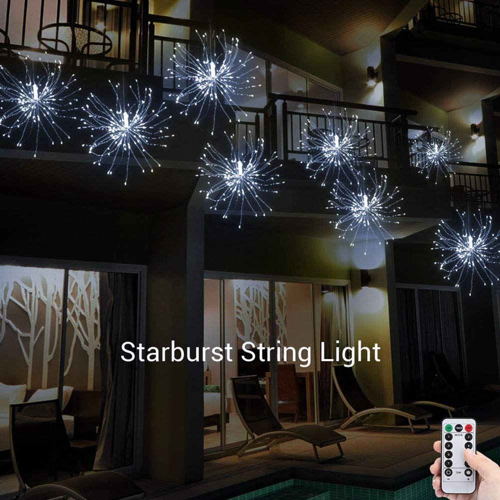 Pin On Christmas Starburst Lights