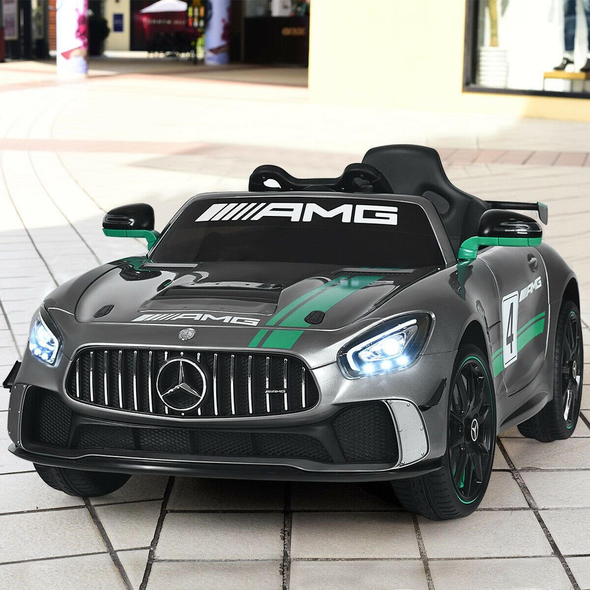 12V Kids Ride On Car with Remote Control Kids ride on
