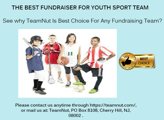 THE BEST FUNDRAISER FOR YOUTH SPORT TEAM Youth sports
