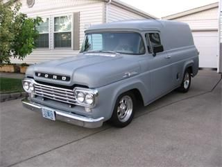 1959 Ford F 100 For Sale Classiccars Com Cc 559951 Classic Pickup Trucks Ford Pickup Trucks Classic Cars Trucks