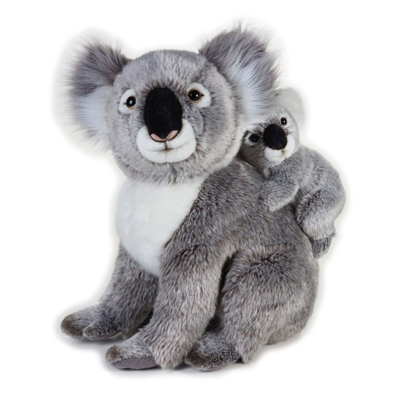 National Geographic Koala With Baby Plush In 2020 Baby Plush