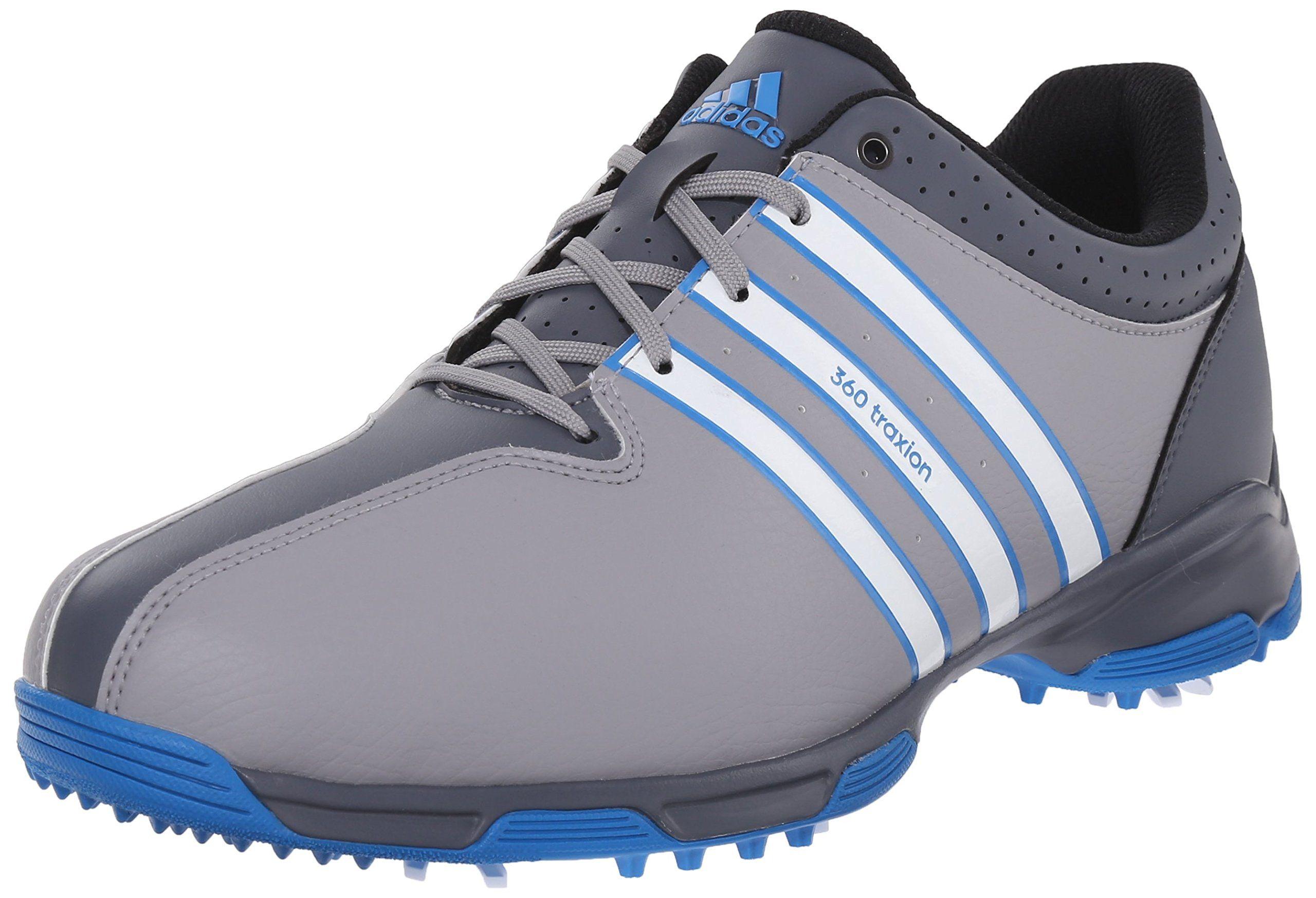 0daaebebb6e014 adidas Men s 360 Traxion NWP Golf Cleated