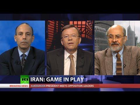 CrossTalk: Iran - Game in Play